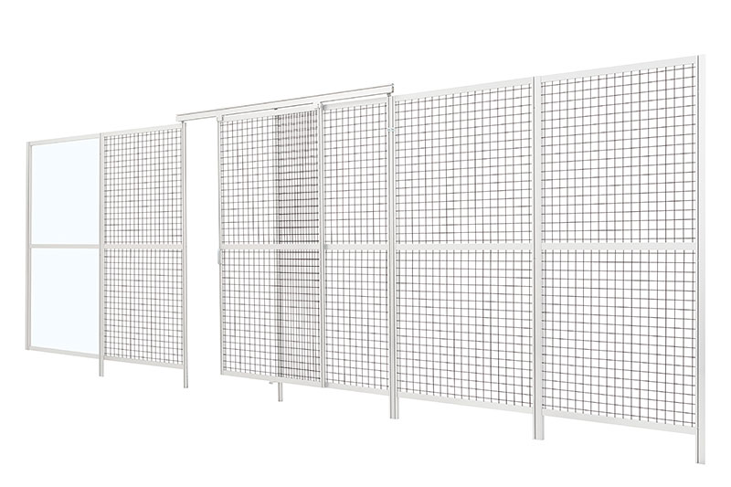 安全柵の導入事例|NICオートテック